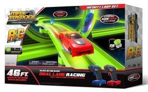Max Traxxx R/C Award Winning Tracer Racers