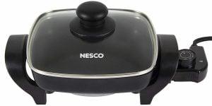 Nesco ES-08 8-Inch Electric Skillet