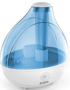 Pure Enriched MistAire Ultrasonic Cool Mist Humidifier