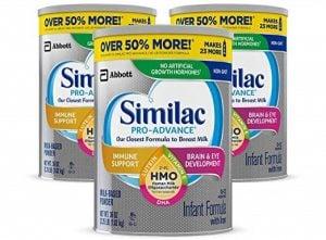 Similac Pro-Advance Non-GMO Ifant Formula