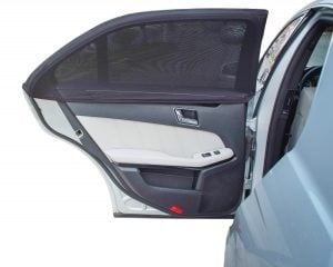 TFY Universal Car Side Window Sun Shade by TFY