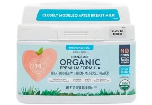 The Honest Co. Organic Non-GMO Sensitive Infant Formula