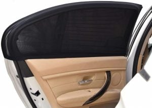 Uarter Universal Car Side Window Sun Shade by Uarter