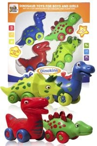 3 Bees & Me Dinosaur Toys for Boys and Girls