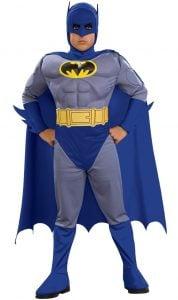 Batman Deluxe Muscle Chest Batman Child's Costume