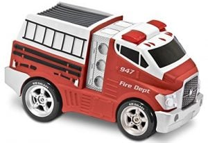 Kid Galaxy Jumbo Soft and Squeezable Fire Truck