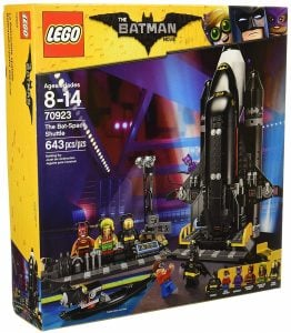 LEGO BATMAN MOVIE DC The Bat-Space Shuttle