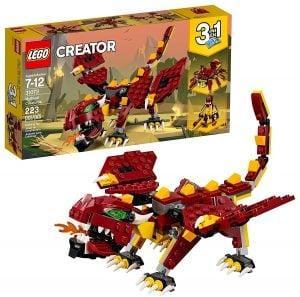 LEGO Creator 3-in- 1 Creatures