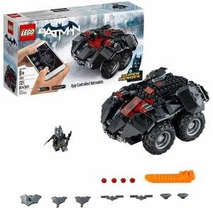 LEGO DC Super Heroes App-controlled Batmobile 76112 Remote Control (RC) Batman Car
