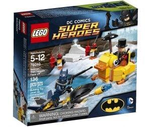 LEGO, DC Superheroes, Batman: The Penguin Face Off