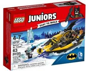 LEGO Juniors Batman vs. Mr. Freeze 10737 Superhero Toy