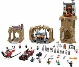 LEGO Super Heroes Batman Classic TV Series Batcave