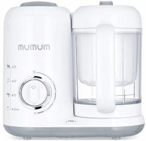 Mumum 4 in 1 Baby Food Maker