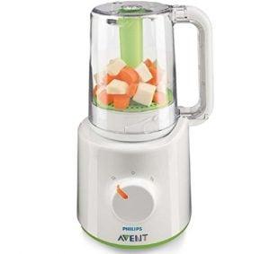 Philips Avent SCF870/21 Baby Food Steamer and Blender