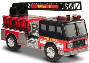 Tonka Mighty Motorized Fire Truck