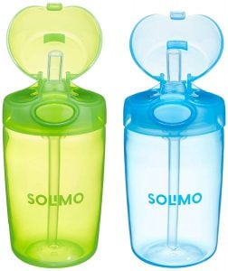 Amazon Brand – Solimo Straw Cup