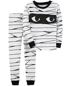 Carter's Boys' Glow-In-The-Dark Halloween Pajamas