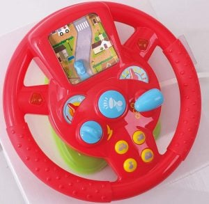 PlayGo Steering Wheel