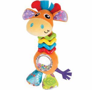 Playgro My First Bead Buddies Giraffe