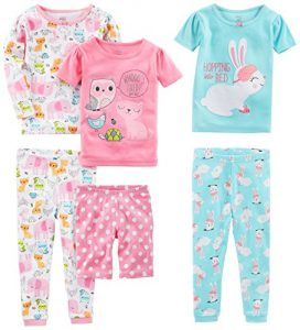 Simple Joys By Carter's Snug Fit Pajama Set