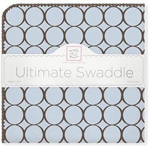 SwaddleDesigns Ultimate Swaddle Blanket