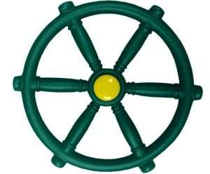 Swing-N-Slide WS 1524 12″ Pirate Ship Wheel for Swing Sets