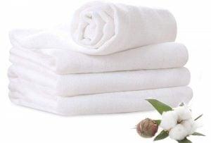 THE YOOFOOS Muslin Burp Baby Washcloth