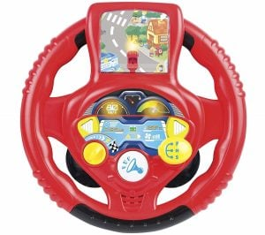 Winfun Super Speedster Steering Wheel