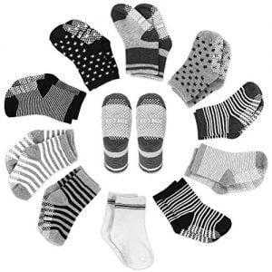 YohooLYO Soft Cotton Baby Boy Socks