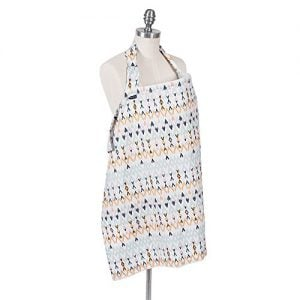 Pura Vida Cotton Baby Nursing Cover and Sling