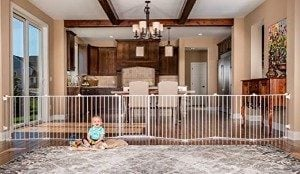 Regalo 4-In-1 Adjustable Gate and Play Yard
