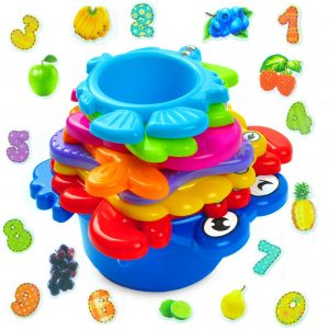 aGreatLife My First Stacking Cups
