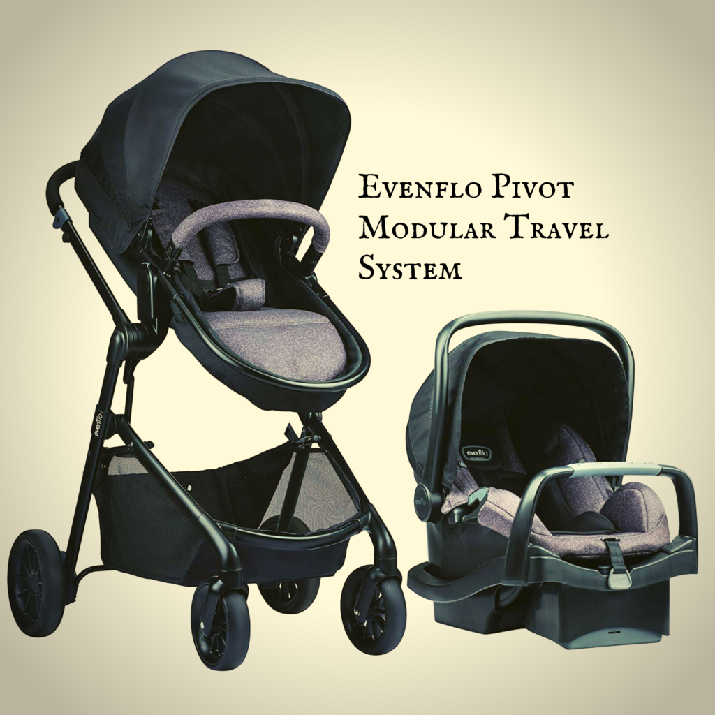 Evenflo Pivot Modular Travel System