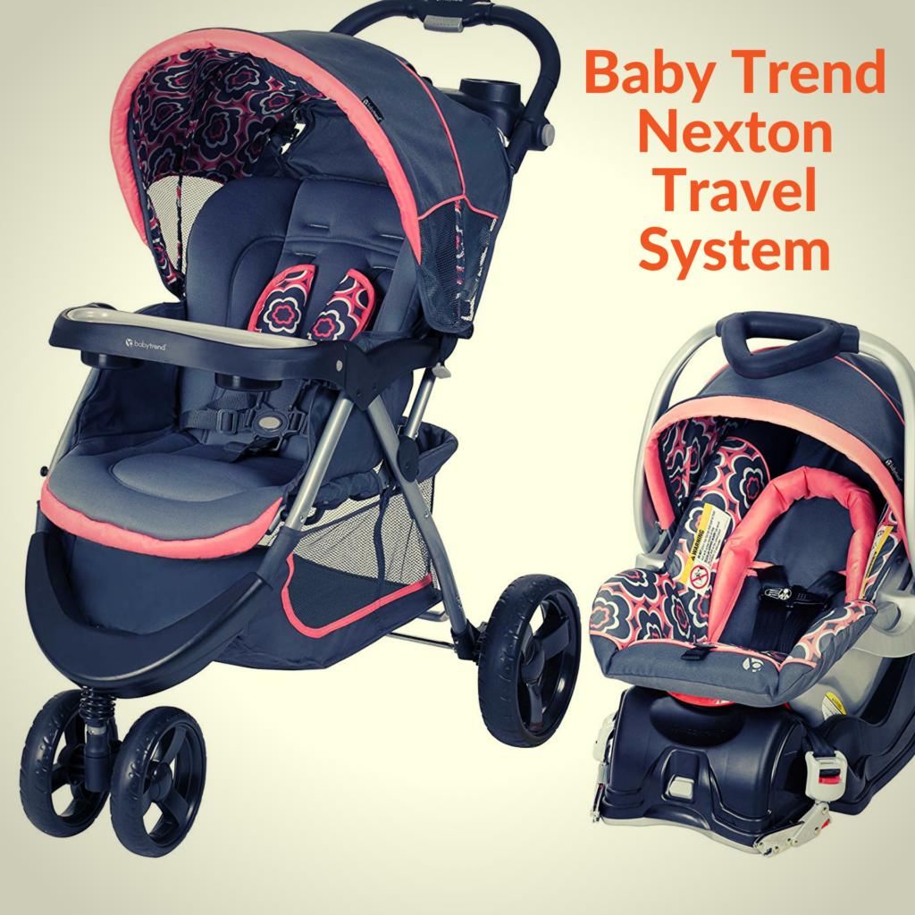 Baby Trend Nexton Travel System