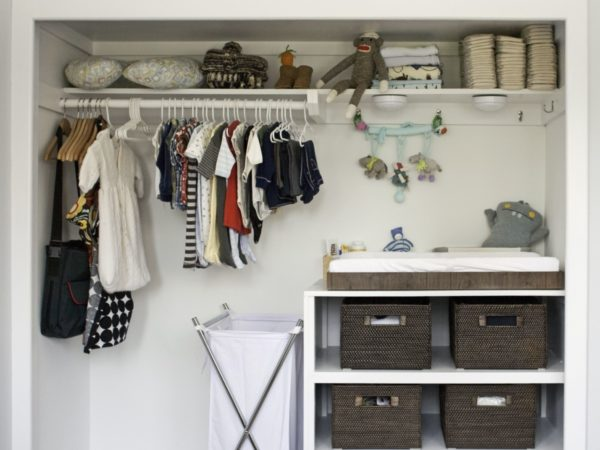 How To Set Up A Baby Wardrobe: 8 Tips From a Fourth Time Mom 1