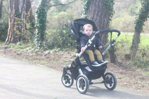 Bugaboo Buffalo Four-Wheeled Pushchair Review 4