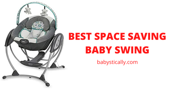 Best Space Saving Baby Swing for Compact Rooms and Small Spaces [Top 8 Reviews] 1