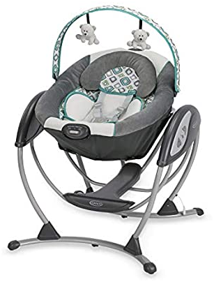 Best Space Saving Baby Swing for Compact Rooms and Small Spaces [Top 8 Reviews] 3
