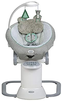 Best Space Saving Baby Swing for Compact Rooms and Small Spaces [Top 8 Reviews] 5