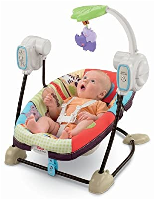 Best Space Saving Baby Swing for Compact Rooms and Small Spaces [Top 8 Reviews] 9
