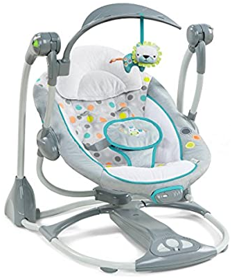 Best Space Saving Baby Swing for Compact Rooms and Small Spaces [Top 8 Reviews] 11