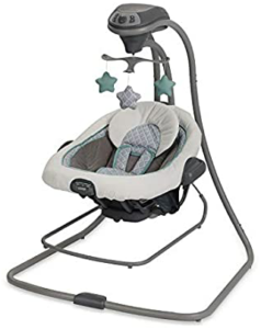 Top 7 Best Heavy Duty Baby Swing For Big and Tall Babies Reviews 3