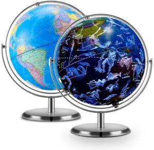 4 in 1 Interactive Globe