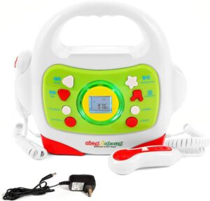IQ Toys MP3 Player and Karaoke Machine