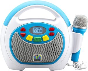 eKids Sing-Along Portable MP3 Player