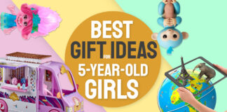 best gift ideas for 5 year old girls