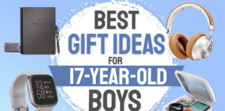 Best Gifts for 17 year old Boys