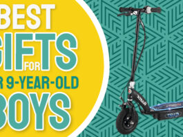 Best Gifts for 9 year old boys