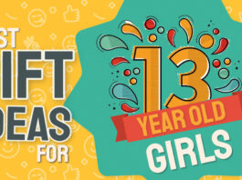 best gift ideas for 13 year old girls
