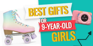best gifts for 9 year old girls